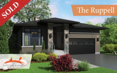 The Ruppell – LT 30 PRAIRIE RUN ROAD Colborne, Ontario, K0K1S0 – $479,000