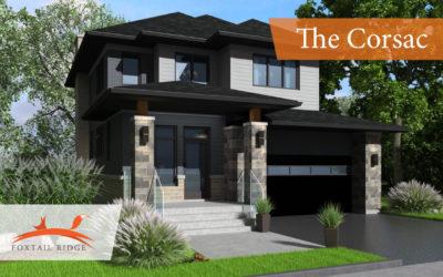 The Corsac – LT 5 PRAIRIE RUN RD Cramahe, Ontario K0K 1S0 $573,800