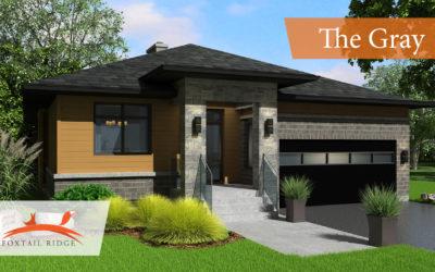 The Gray – LT 3 DURHAM STREET S Colborne, Ontario, K0K 1S0 – $539,000