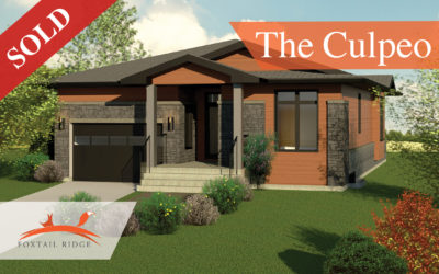 The Culpeo – LT 21 LILLY'S COURT Cramahe, Ontario, K0K1S0