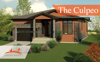 The Culpeo – LT 17 STREAMSIDE DRIVE Colborne, Ontario K0K1S0 $519,400