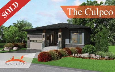 The Culpeo – LT 14 STREAMSIDE DR Cramahe, Ontario K0K1S0